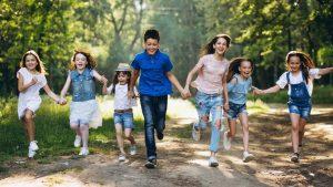 saúde na infância